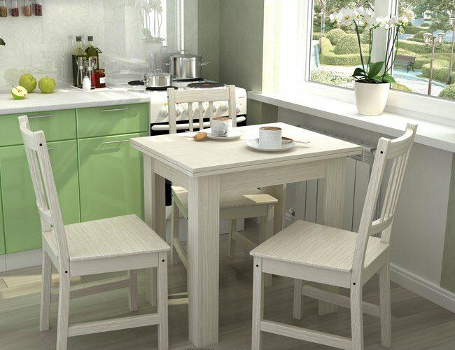 Стол для кухни в Калининграде