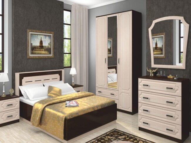 Спальня классическая в Калининграде