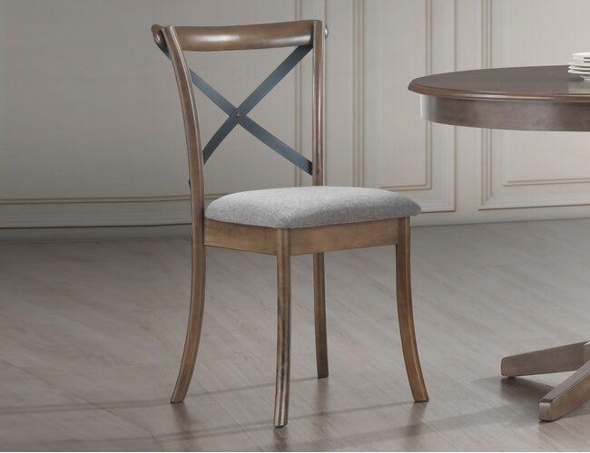 Венский стул Salvanar -деревянный стул в гостиную или столовую.