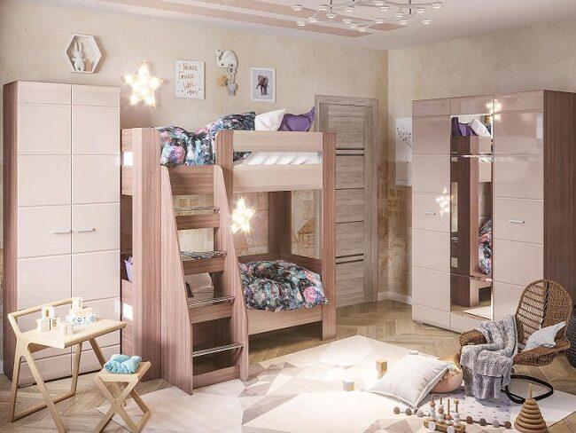 Мебель для детской комнаты в Калининграде